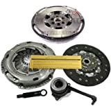 LUK CLUTCH KIT+DMF FLYWHEEL AUDI TT QUATTRO VW BETTLE GOLF JETTA 240mm 6 SPEED