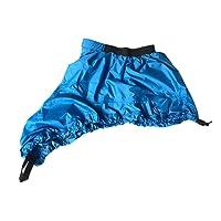 Sharplace Waterproof Spraydeck & Adjustable Waist - Universal Kayak Canoe Spray Deck Skirt Cockpit Cover