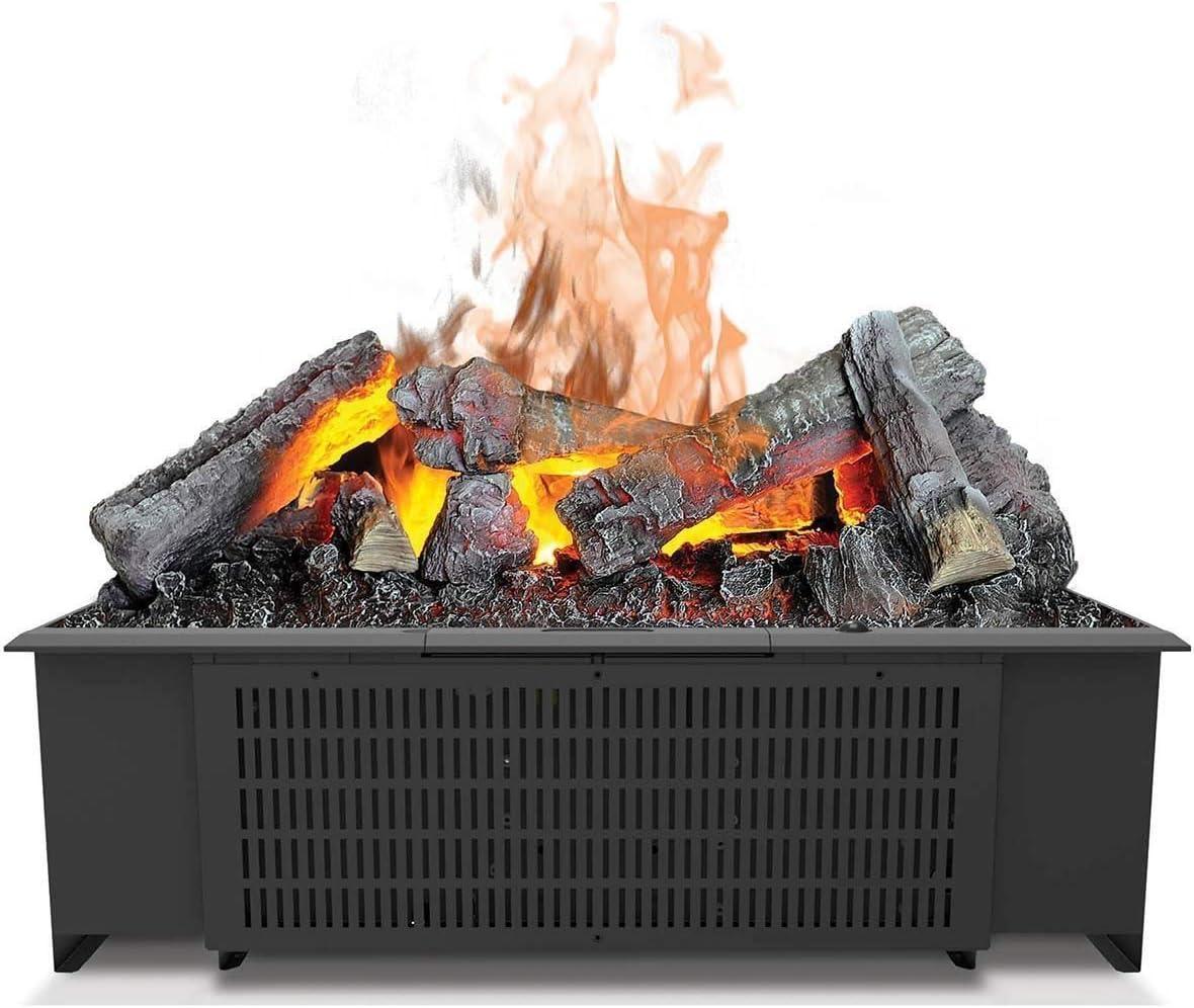 DIMPLEX Cassette 600 Built-in Fireplace Eléctrico Negro Interior ...