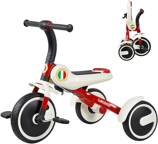 Triciclo para niños niños Bicicleta Triciclo Triciclo Ride-On ...