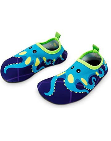 52fed62fbc5e Bigib Toddler Kids Swim Water Shoes Quick Dry Non-Slip Water Skin Barefoot  Sports Shoes