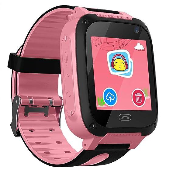 Amazon.com: Greatboy Kids Smart Watch Phone Educational ...