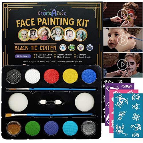 Face Painting Set for