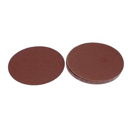 7-inch Dia 60 Grit Abrasive Sanding Disc Polishing Pad Sandpaper 30pcs Tools & Equipment