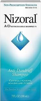 Nizoral Anti-Dandruff Shampoo Bottle 7-Oz