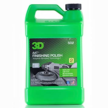 3D AAT Finishing Polish - Adaptive Abrasive Technology - 1 Gallon ...