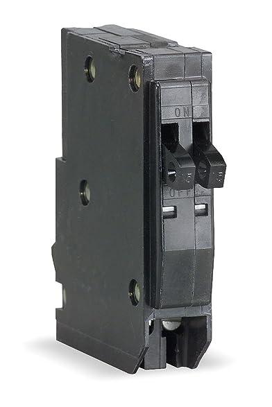 1P Tandem Plug in Circuit Breaker 15A 120/240VAC