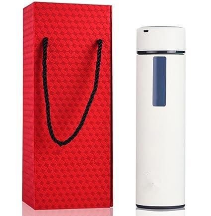 nwyjr botella de agua bebidas deportes botella termo de agua botellas de agua creativo taza upscale