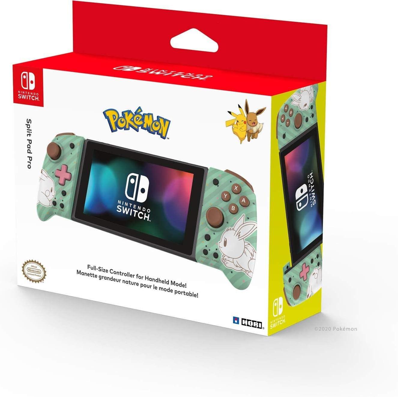 HORI - Split Pad Pro Pikachu & Eevee (Nintendo Switch) (Nintendo Switch)