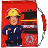 Fireman Sam Swim Swimming Kit Bag