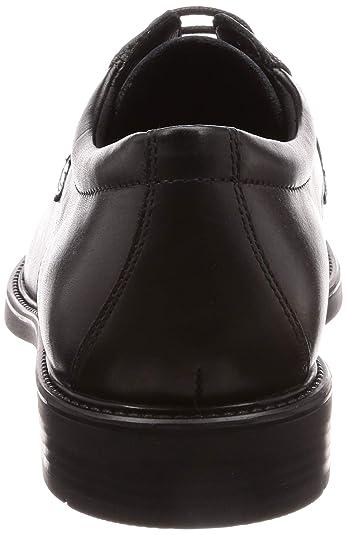 Lavoro Scarpe Geox U844vc scarpa Basse Stringate Uomo Brandolf Da wPPqxB 901a5adf5ba