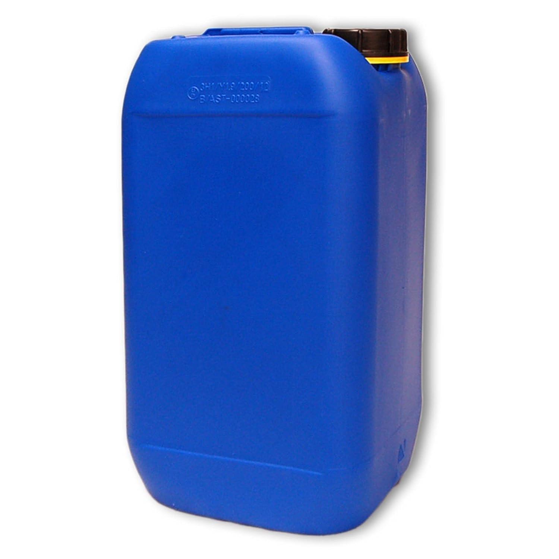 15 Liter Kanister blau Ausgie/ßer flexibel DIN 61