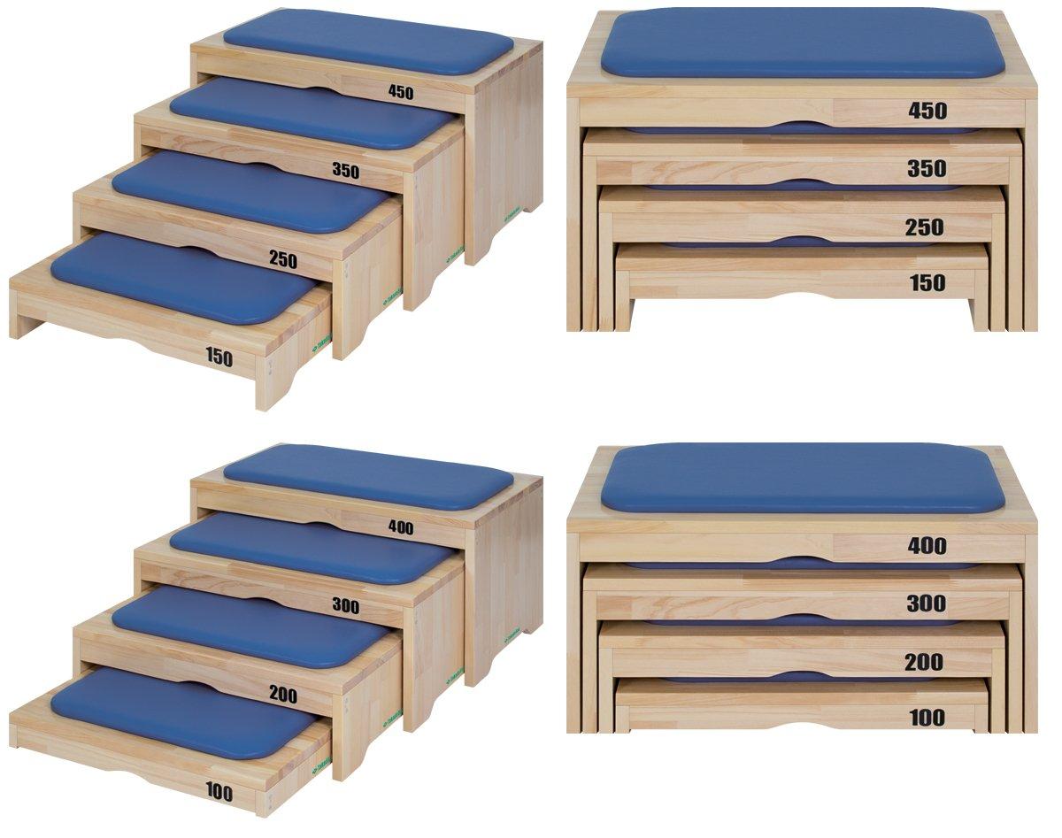【受注生産品】高田ベッド 練習用腰掛LX TB-1266 高さ:45cm B00OIJQ8WS アイボリー アイボリー