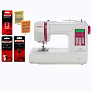 Janome DC5100 Computerized Sewing Machine Package