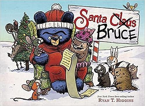 Image result for santa bruce book