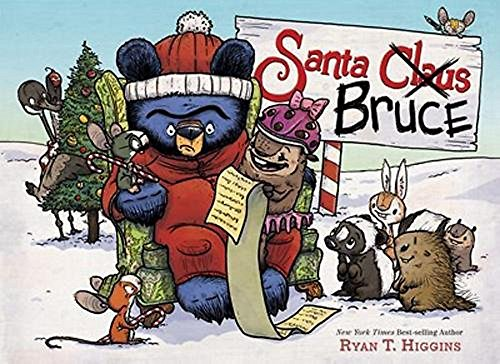 Santa Bruce (Mother Bruce Series)