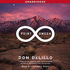 Point Omega Audiobook