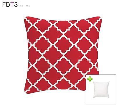 Amazon.com: FBTS Prime - Almohadas decorativas para ...