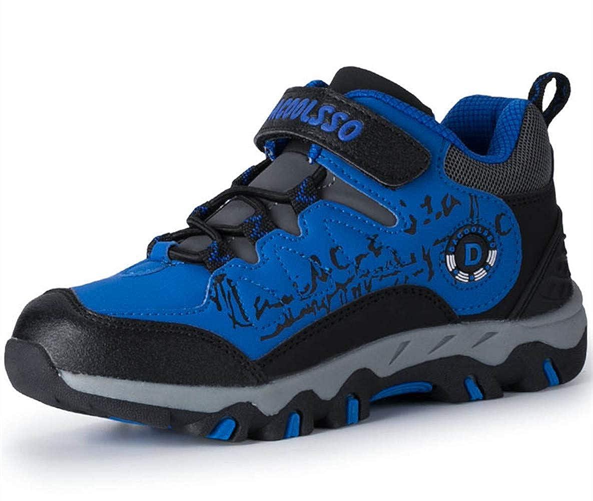 DADAWEN Boys Girls Running Shoes Waterproof Outdoor Hiking Athletic Sneakers Toddler//Little Kid//Big Kid 71022