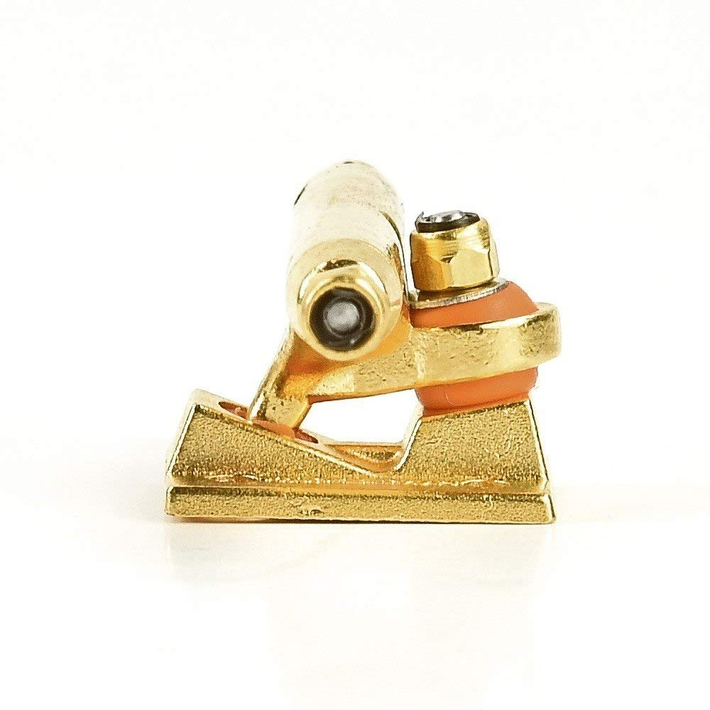 Blackriver X-Wide 2.0 Fingerboard Trucks - 34mm (Gold/Gold) by Blackriver Ramps (Image #2)