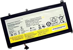 Fully L12M4P62 Replacement Laptop Battery Compatible with Lenovo Ideapad U430 Touch L12L4P62 2ICP6/55/85-2 121500163-7.4V 52Wh