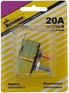 BUSSMANN CBC-10B Automotive Circuit Breaker,CBC-B,10A,14V