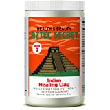 Aztec Secret - Indian Healing Clay - 2 lb. | Deep Pore Cleansing Facial & Body Mask | The Original 100% Natural Calcium Bento