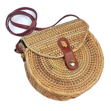 Strandtasche Stil Herz Tasche Handgewebte Handtasche Böhmischen Handgestrickte Pack Sommer Crossbody Rattan Stroh Einzelne Schulter Muster OTPXZkiu