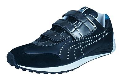 da78f40cbec0 PUMA Mihara Yasuhiro My 43 Mens Leather Sneakers Shoes-Black-6