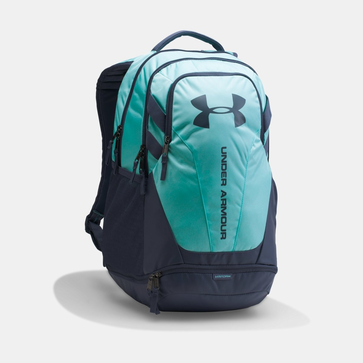 [UNDER ARMOUR] アンダーアーマー Men's UA Hustle 3.0 Backpack BLUE INFINITY/APOLLO GRAY [並行輸入品]   B0753BPNRW