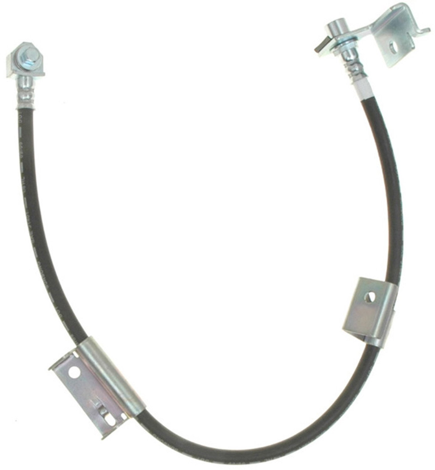 ACDelco 18J4299 Professional Front Passenger Side Hydraulic Brake Hose Assembly