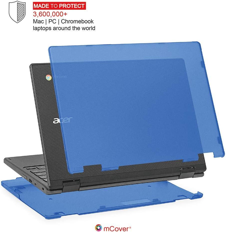 Carcasa r/ígida mCover para Acer Chromebook Spin 511 R112 Series de 11.6 2019 **NO compatible con Acer Chromebook R751T y otros port/átiles Acer de 11.6 pulgadas** Negro