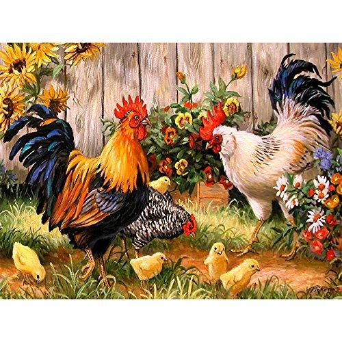 rhinestone chicken - 7
