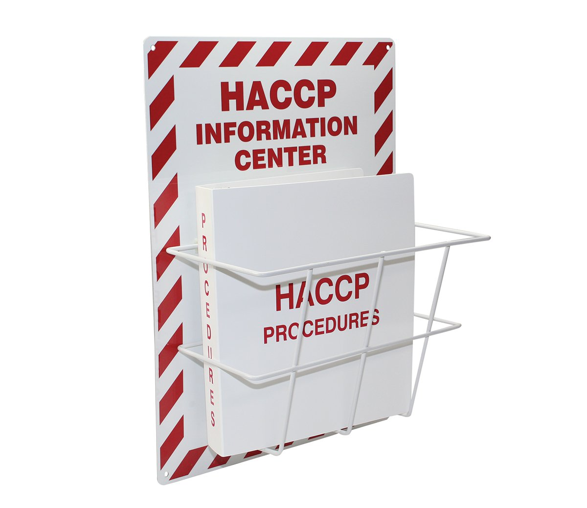 Haccp Information Center 20X14 Kit Sign