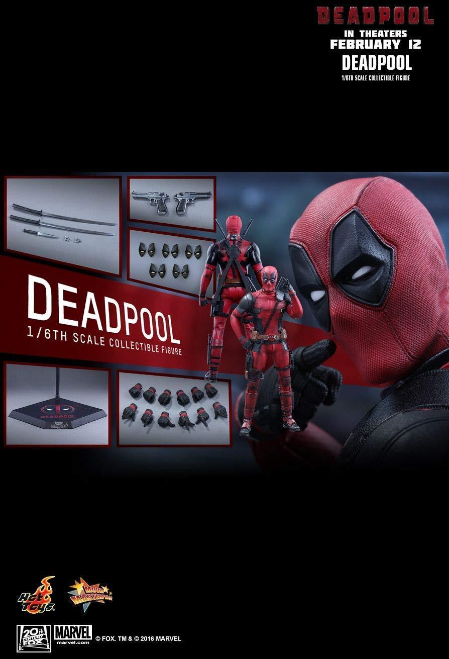 venta de ofertas Hot Juguetes - Marvel - Deadpool 1 6 - Officiel Officiel Officiel  ahorra 50% -75% de descuento