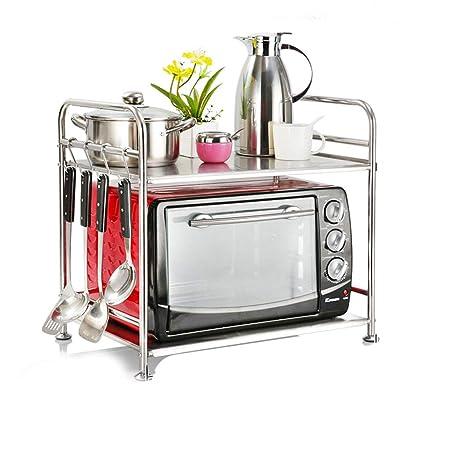 Rack de Cocina Estante de Horno de Cocina de Acero Inoxidable 304 ...