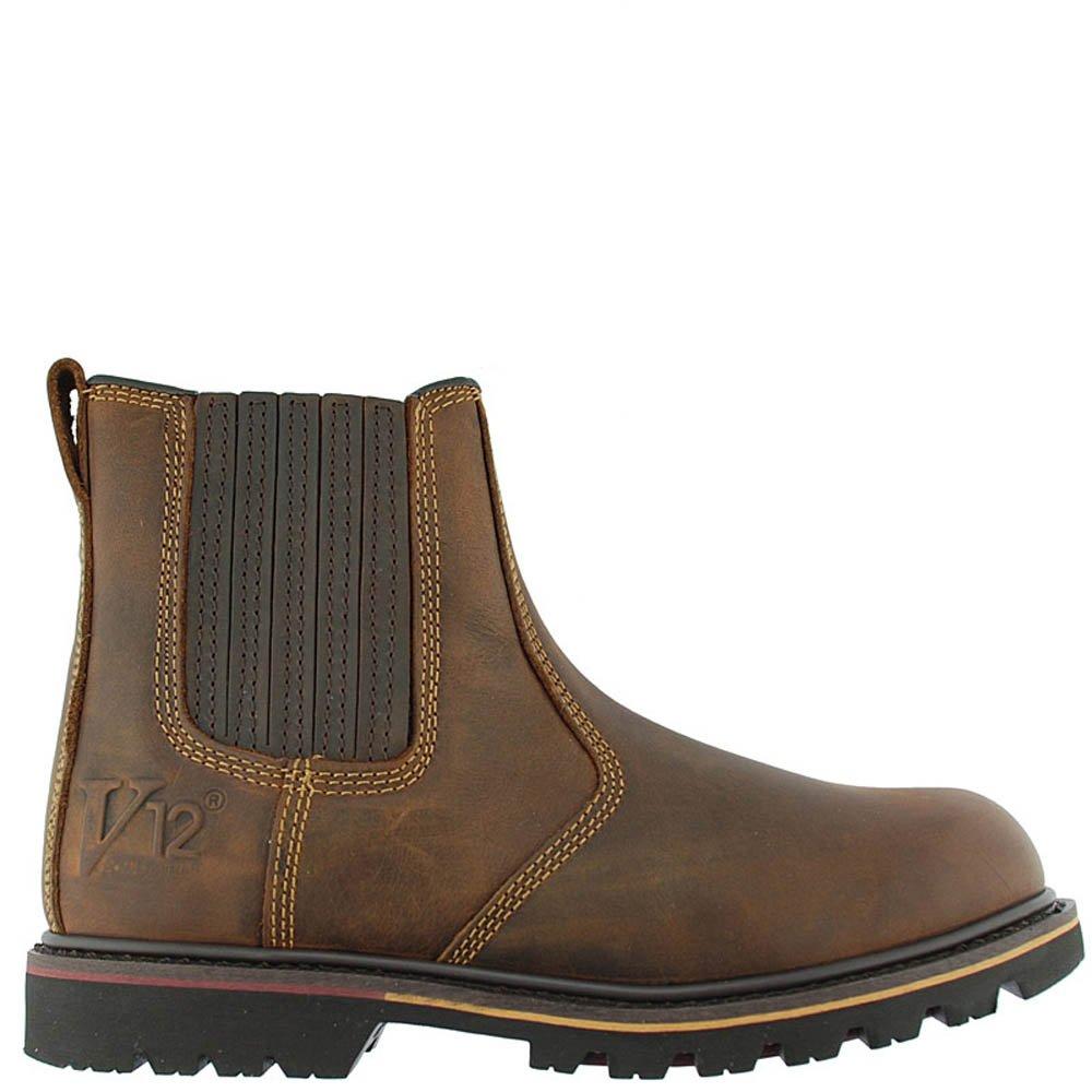 V12 V-Tech Men's Rancher Stiefel V1261 9 9 9 UK braun 22b869