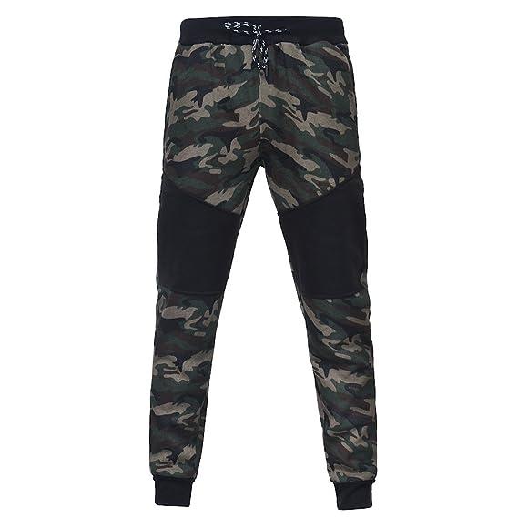Cebbay Hombre Pantalón Deportivo Pantalones de chándal de Camuflaje  Liquidación Pantalones Militares al Aire Libre Casuales  Amazon.es  Ropa y  accesorios cabbb900809