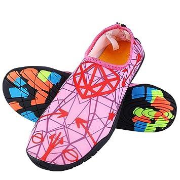 VGEBY1 Calcetines de Yoga para Adultos, Zapatillas de Agua ...