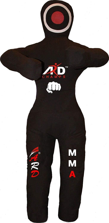 Judo for MMA Wrestling Brazilian Jiu Jitsu Grappling Dummy Thick Grade Canvas