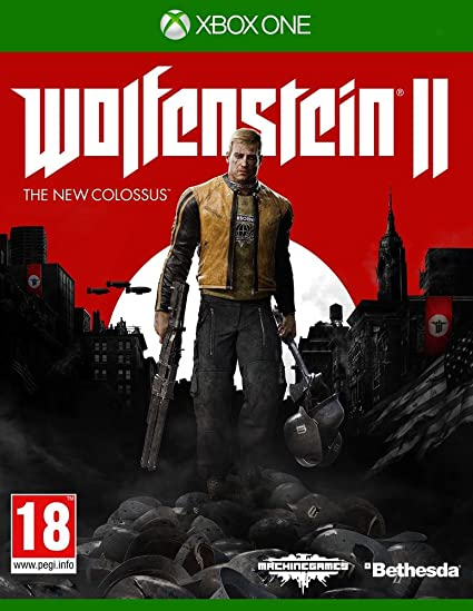 Wolfenstein II : The New Colossus - Xbox One [Importación francesa ...