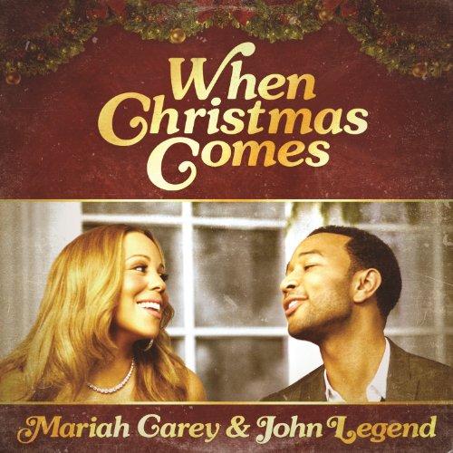 when christmas comes - John Legend Christmas Album