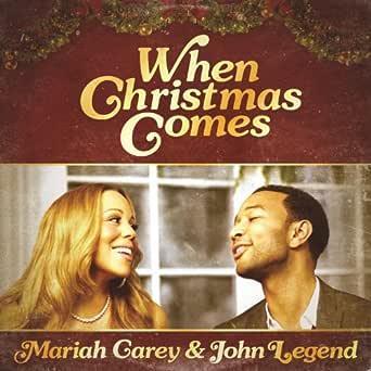 When Christmas Comes by Mariah Carey & John Legend on Amazon Music - Amazon.com