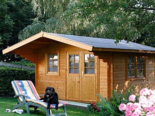Wolff Finnhaus Gartenhaus Nordkap 70-M