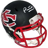 $725 » Patrick Mahomes Signed Autographed Kansas City Chiefs Amp Speed Mini Helmet Jsa - Autographed NFL Mini Helmets