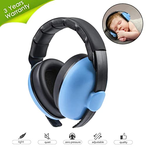 Beautyu Baby Ear Protection Noise Cancelling Headphones for Babies,Baby Headphones Baby Earmuffs