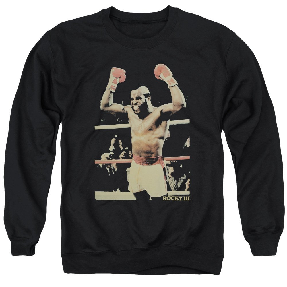 Rocky Clubber Adult Crewneck Sweatshirt