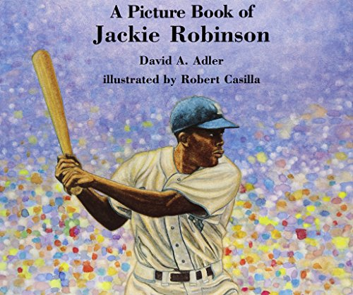 Search : A Picture Book of Jackie Robinson (Picture Book Biography)