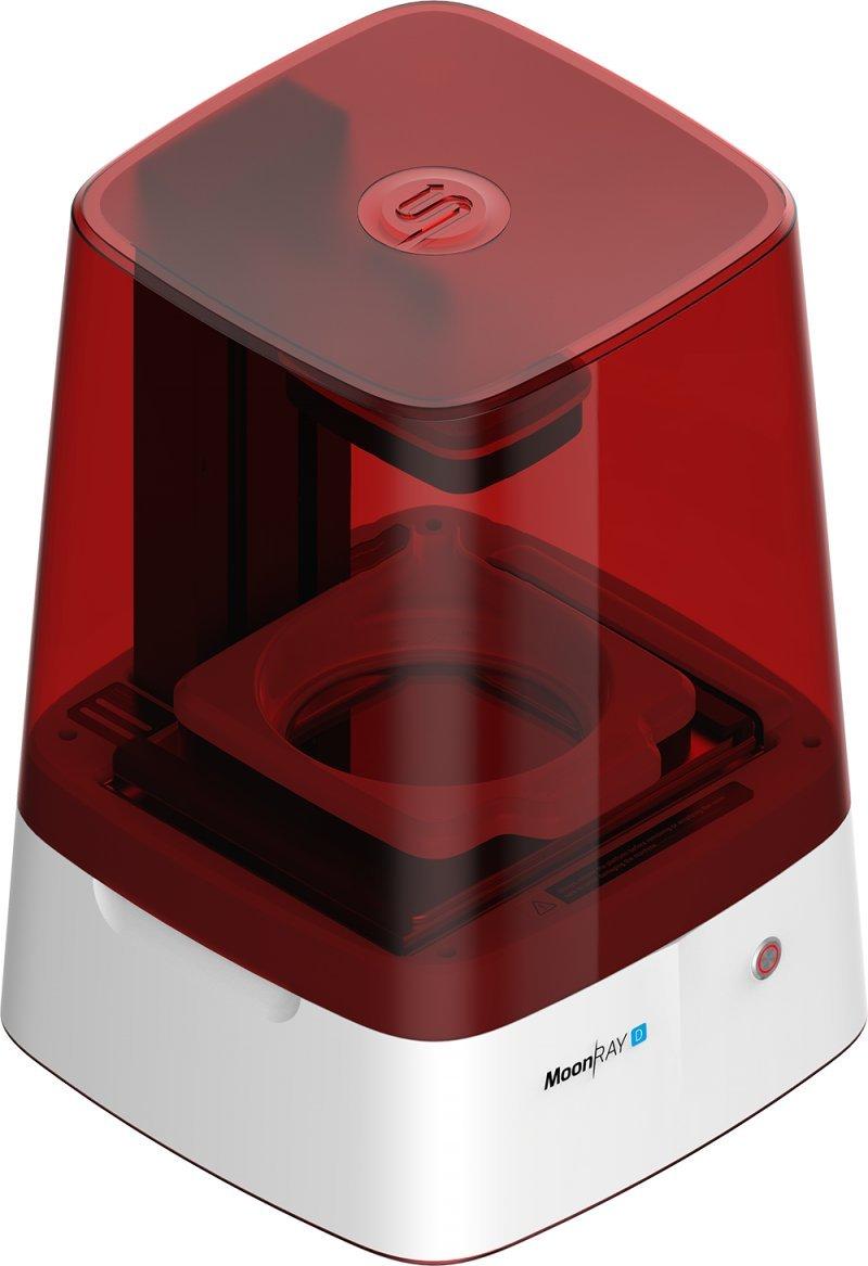 Impresora 3d DLP - Moonray impresora 3d profesional, MODEL D ...