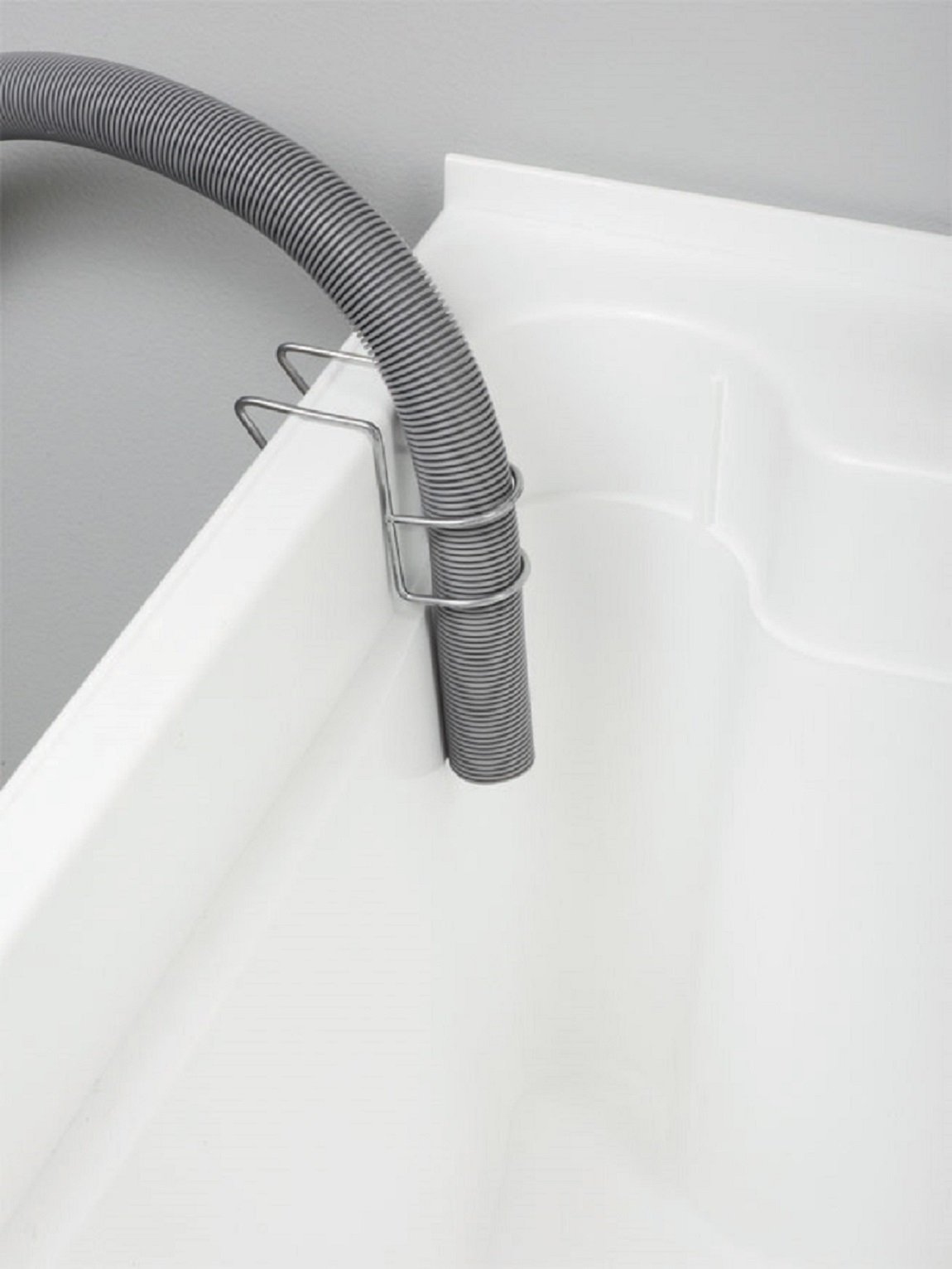ZENITH LT310PCCS WASHING MACHINE DRAIN HOSE HOLDER FOR LAUNDRY AND UTILITY SINKS- LT310PC